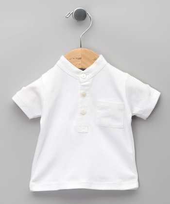 Blanco Pocket Shirt - Infant