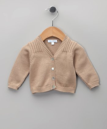 Tostado Tricot Cardigan - Infant