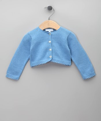 Azul Tricot Cardigan - Infant
