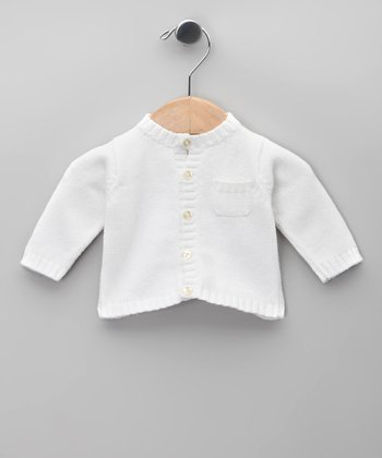 Blanco Tricot Cardigan - Infant