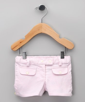 Rosa Pocket Shorts - Infant & Girls