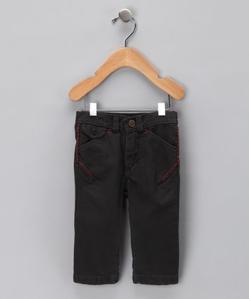 Black Jeans - Infant, Toddler & Boys