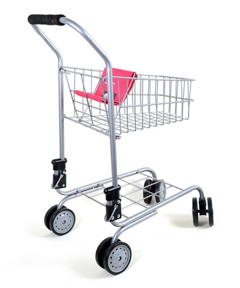Pretend & Play Shopping Cart