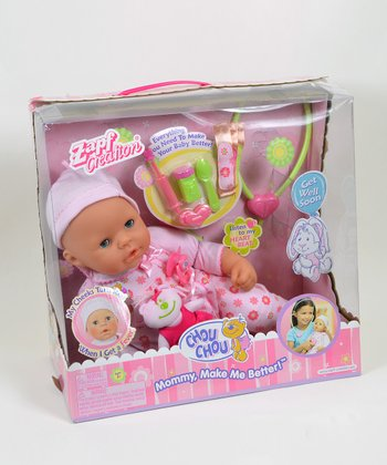 Mommy, Make Me Better! Chou Chou Doll Set