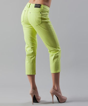 Avocado Nome Capri Pants