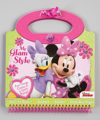 Minnie & Daisy Activity Purse