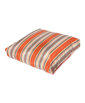 Citrus Terrace Indoor/Outdoor Floor Pillow