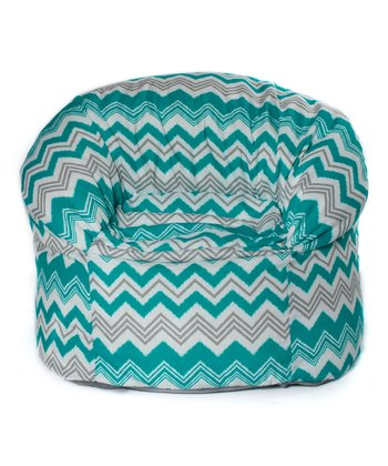 Pacific Zigzag Outdoor Mushroom Chair