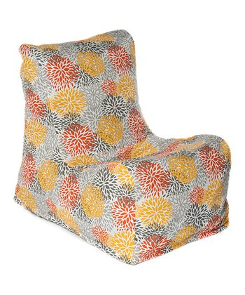 Citrus Bloom Outdoor Chair