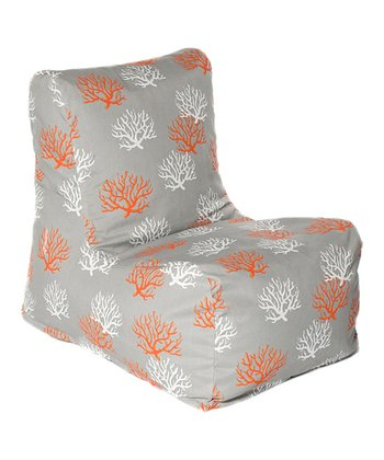 Citrus Coral Outdoor Chair