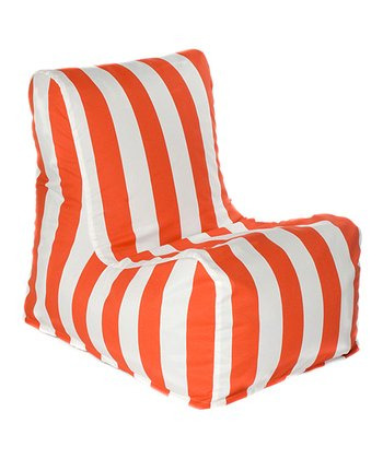 Orange Cabana Outdoor Chair
