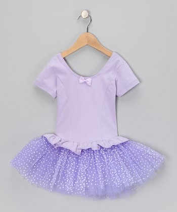 Purple Ballet Dress - Toddler & Girls