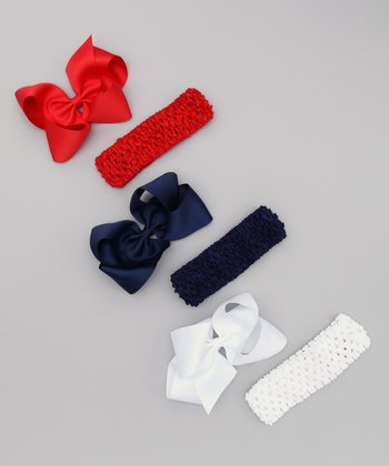 Patriotic Headband Set