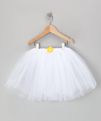 Yellow Sunshine Tutu - Toddler & Girls