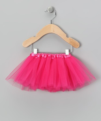 Hot Pink Tutu - Infant, Toddler & Girls