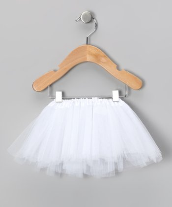 White Tutu - Infant, Toddler & Girls
