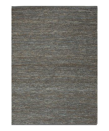 Gray & Blue Natural Jute Calypso Rug