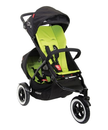 Apple dot Buggy & Second Seat Set