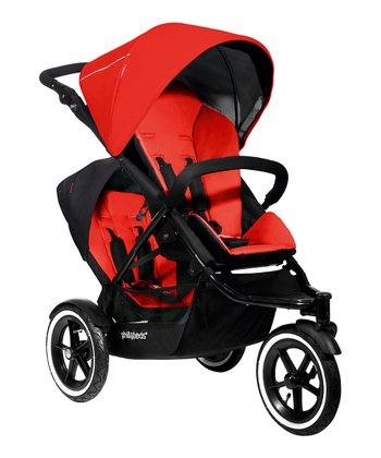 Cherry Navigator Buggy & Second Seat Set