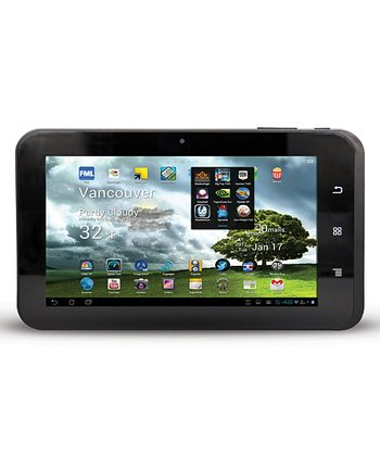 Black Trio Stealth Pro 4 GB Tablet