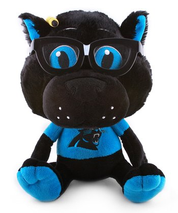 Carolina Panthers Study Buddy Plush Toy