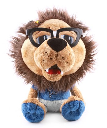 Detroit Lions Study Buddy Plush Toy