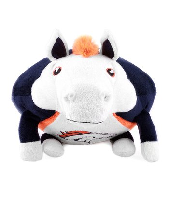 Denver Broncos Orbiez Plush Toy