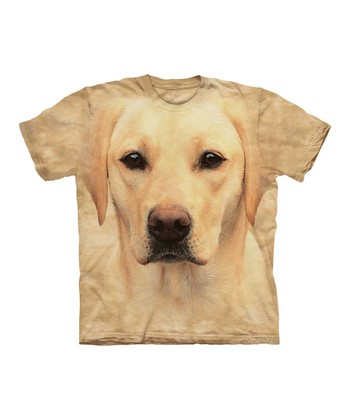 Yellow Lab Tee - Toddler & Kids