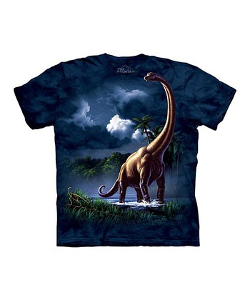 Blue Brachiosaur Tee - Toddler & Boys