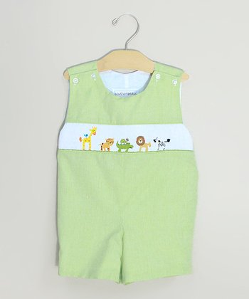 Lime Jungle John Johns - Infant & Toddler