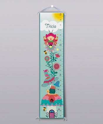 Fantasy Personalized Growth Chart