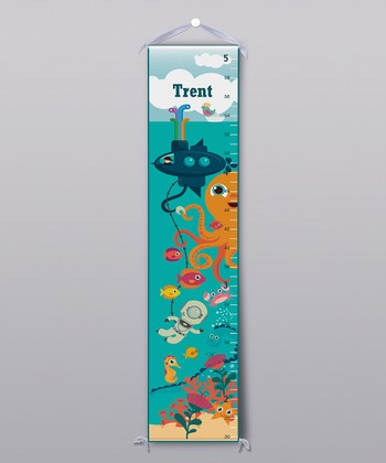 Submarine Personalized Growth Chart