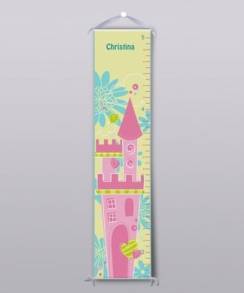Castle Personalized Growth Chart