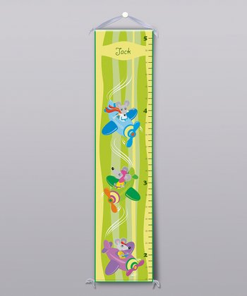 Flying Mice Personalized Growth Chart