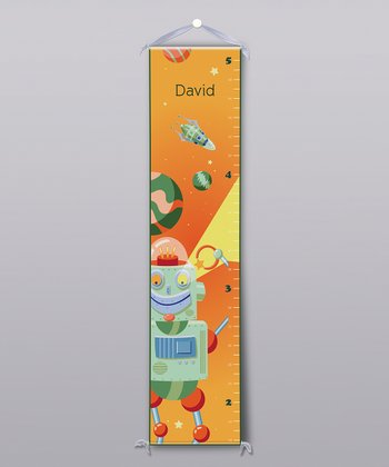 Big Robot Personalized Growth Chart