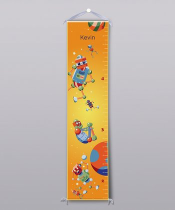 Flying Robots Personalized Growth Chart
