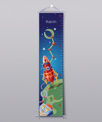 Rocket Landing Personalized Growth Chart