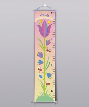 Tulip Personalized Growth Chart