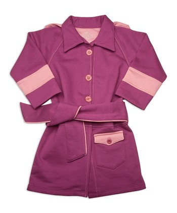 Boysenberry Organic Jacket - Toddler