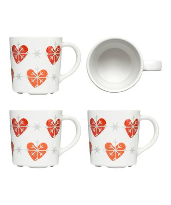 Mulled Wine Mug - Set of Four