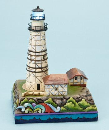 Boston Lighthouse Figurine