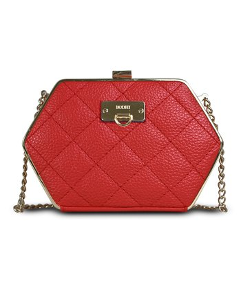 Red Hot Diamond Clutch