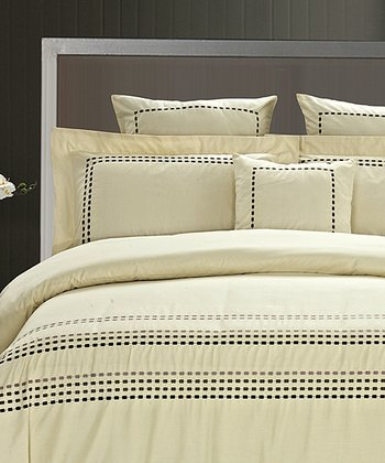 Cream Winchester Duvet Cover Set