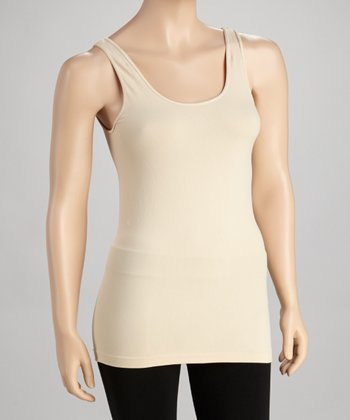 Pebble Bra-Friendly Tank - Plus