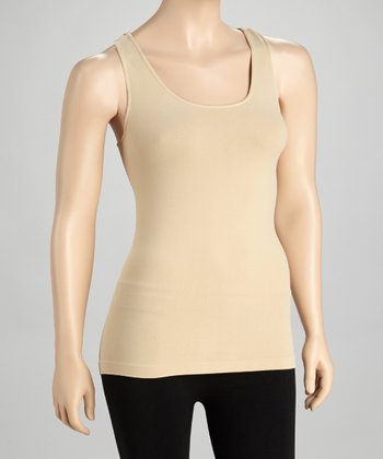 Pebble Racerback Tank - Women & Plus