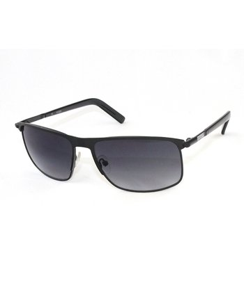 Black Square Sunglasses - Unisex