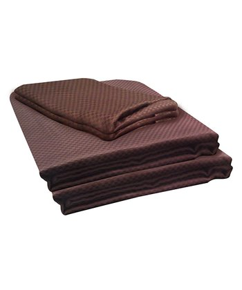 Chocolate Sheet Set