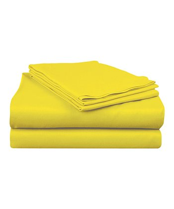 Lemon Rampage Sheet Set