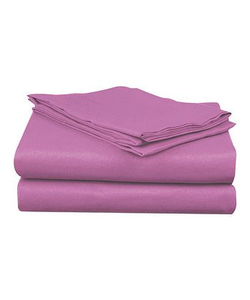 Raspberry Rampage Sheet Set