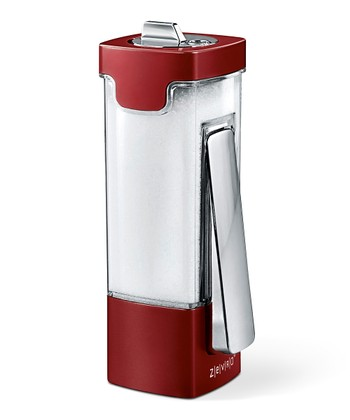 ZEVRO Red Sugar Dispenser